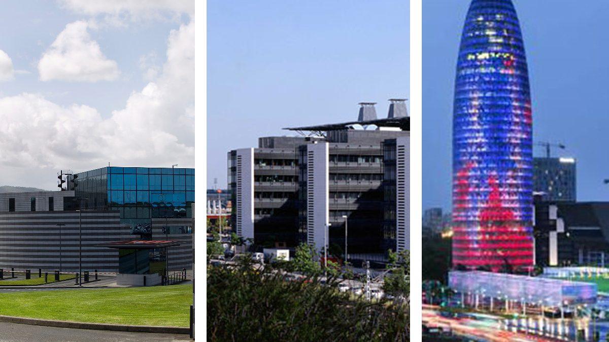 3 compañías españolas con sede en edificios sostenibles