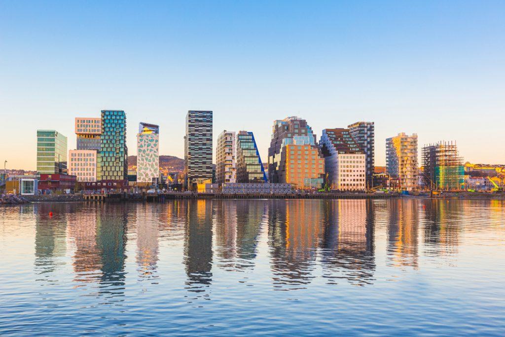 Sabías que Oslo será la nueva capital medioambiental de Europa 2019 - Mapei Blog