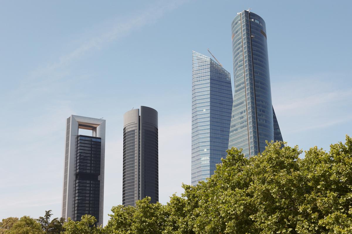 Sabías que Torre de Cristal es el edificio más alto de España