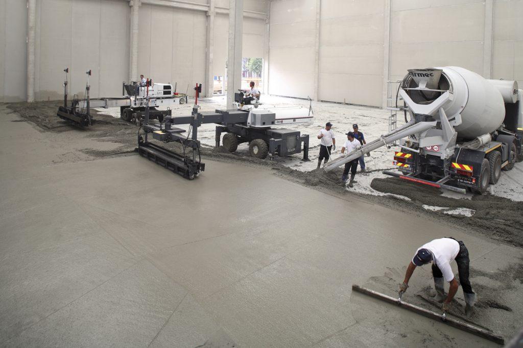 Del pavimento industrial al pavimento decorativo: MAPECRETE SYSTEM