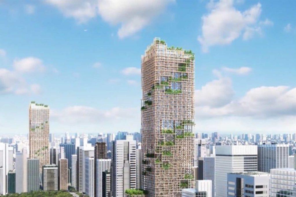 edificio-madera-japon
